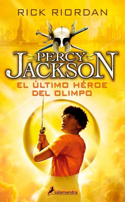 Percy Jackson · El ultimo...