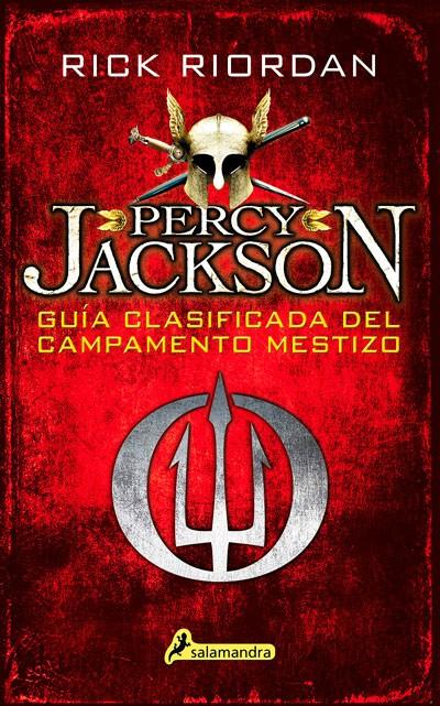 Percy Jackson · Guía...