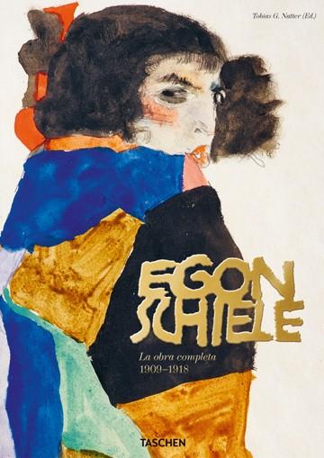 Xl - Egon Schiele. La Obra...