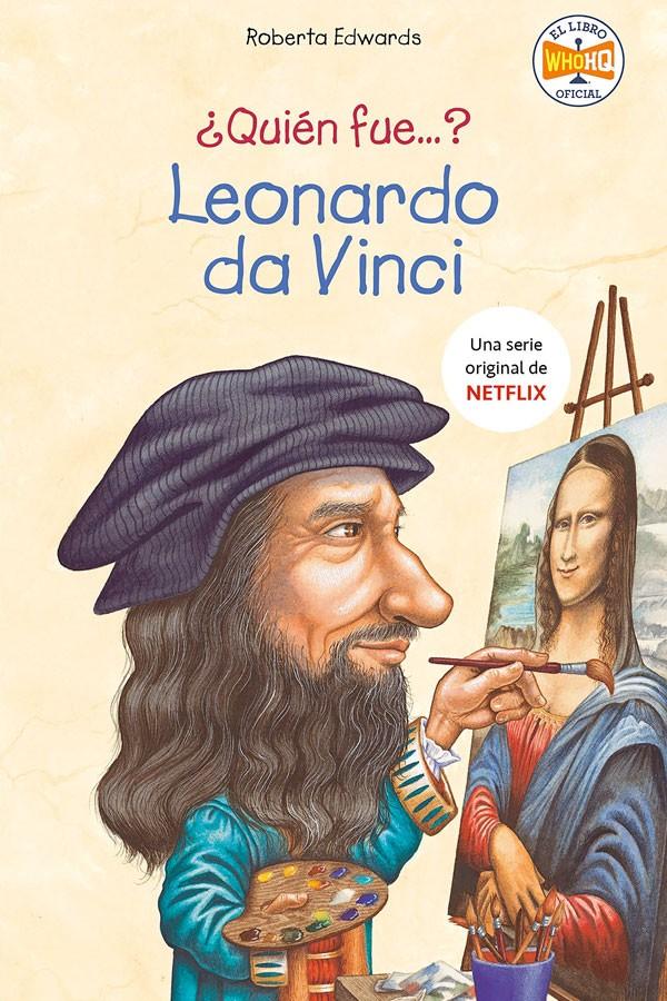 ¿Quién fue...? Leonardo da...