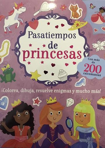 Pasatiempos - De Princesas