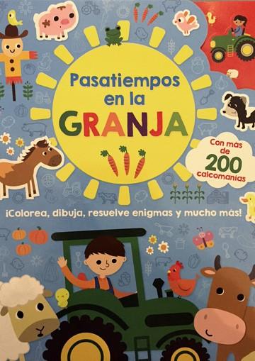 Pasatiiempos - En La Granja