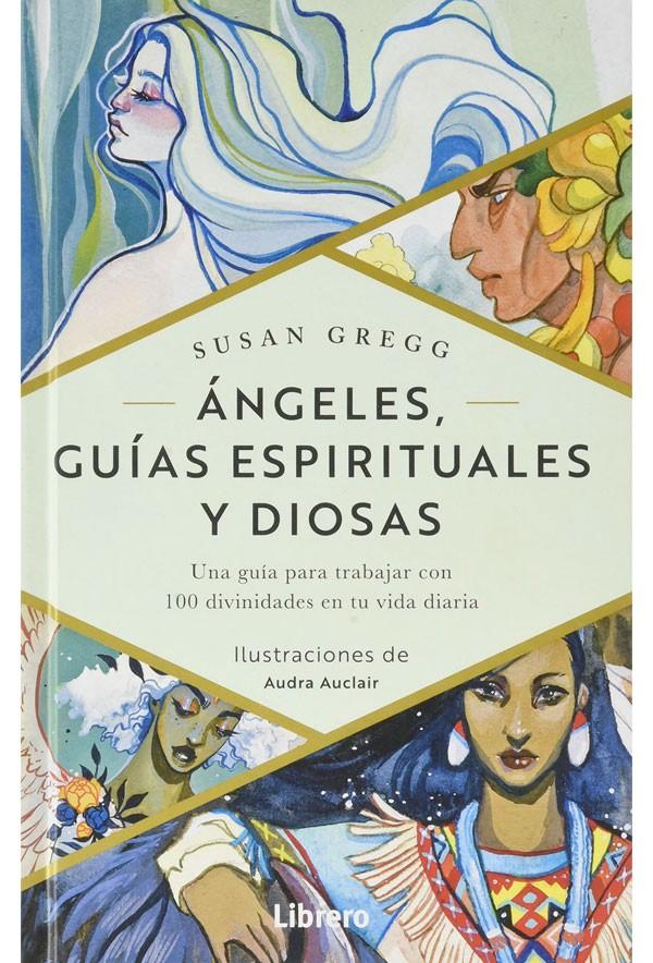 Ángeles. Guías espirituales...