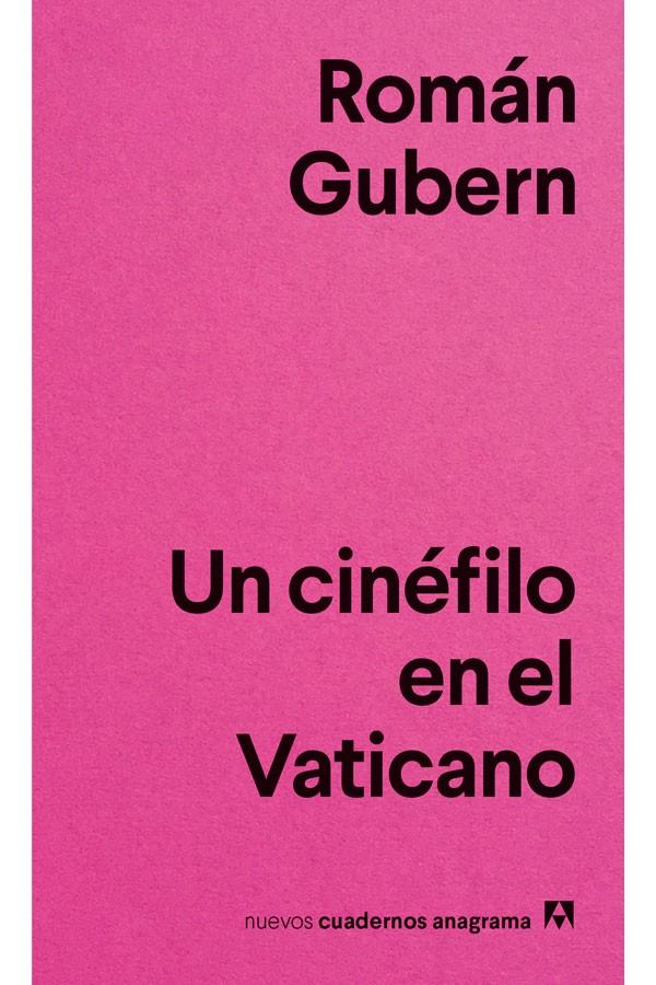 Cinéfilo en el Vaticano