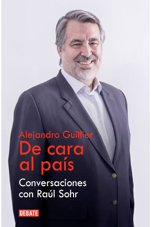 Alejandro Guillier de cara...