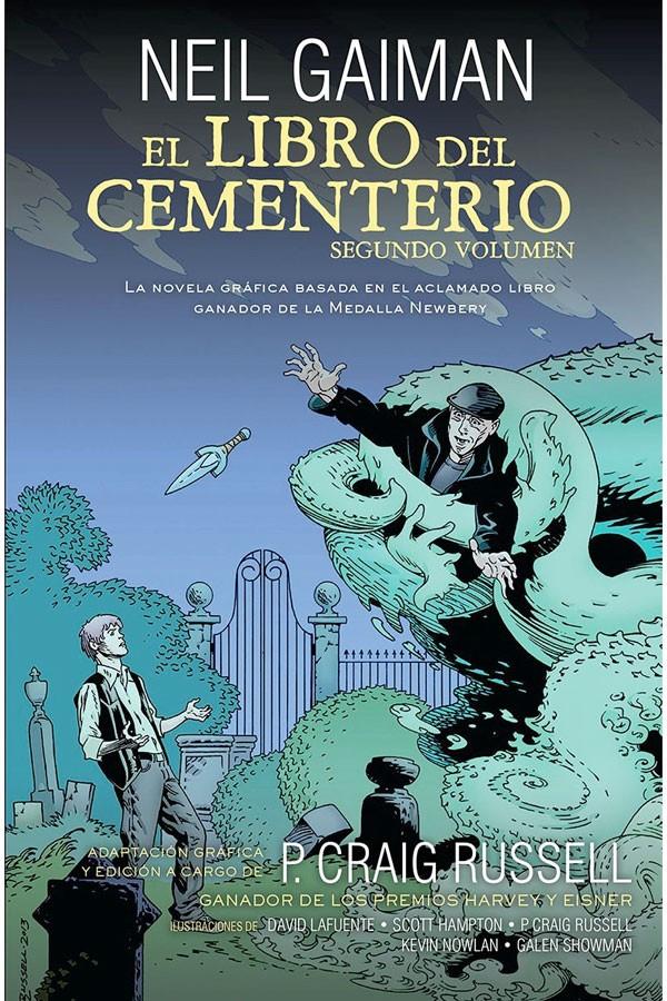 El libro del cementerio ·...