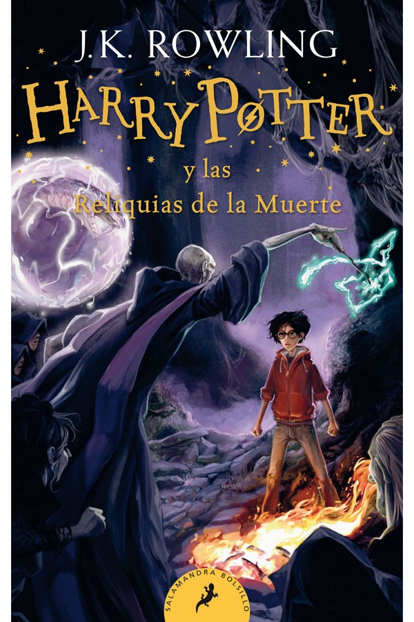 Harry Potter y las...