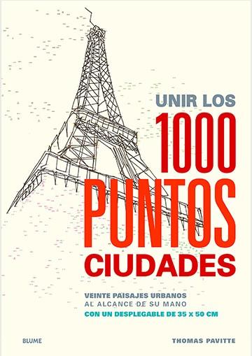 Unir los 1000 puntos. Ciudades