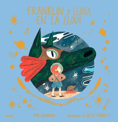Franklin y la luna en la luna