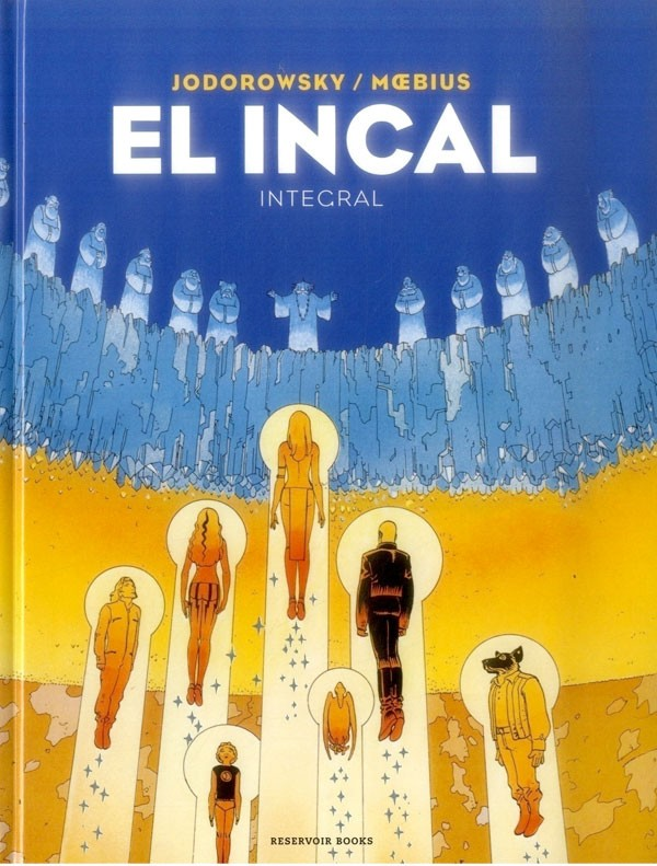 El Incal [Integral]