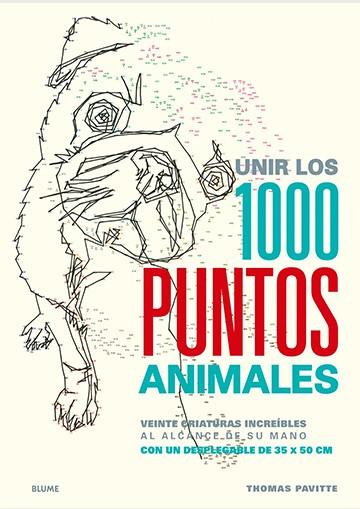 Unir los 100 puntos. Animales