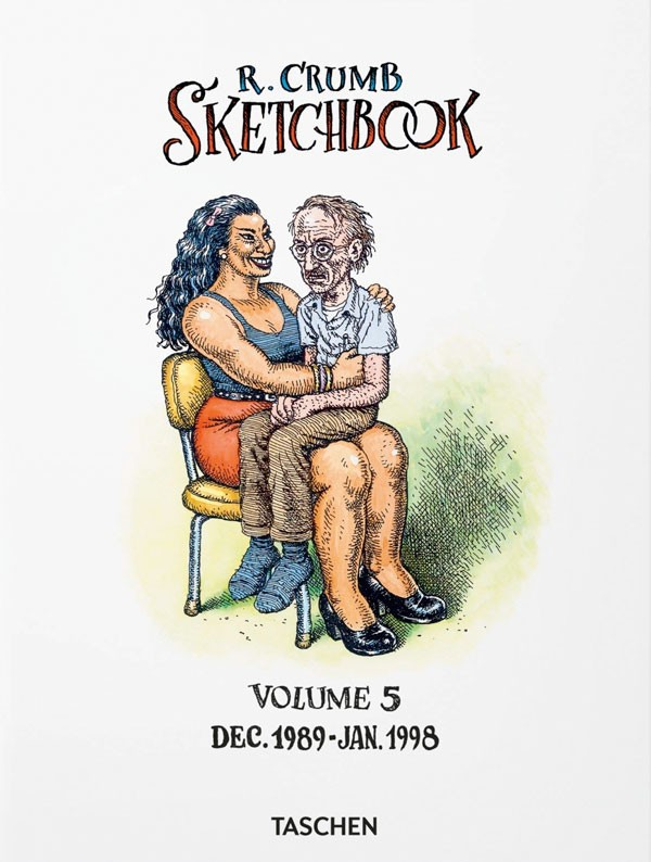 Robert Crumb. Sketchbook,...