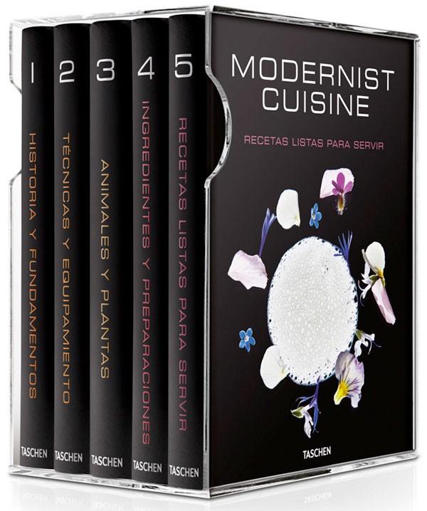 Modernist Cuisine. El arte...