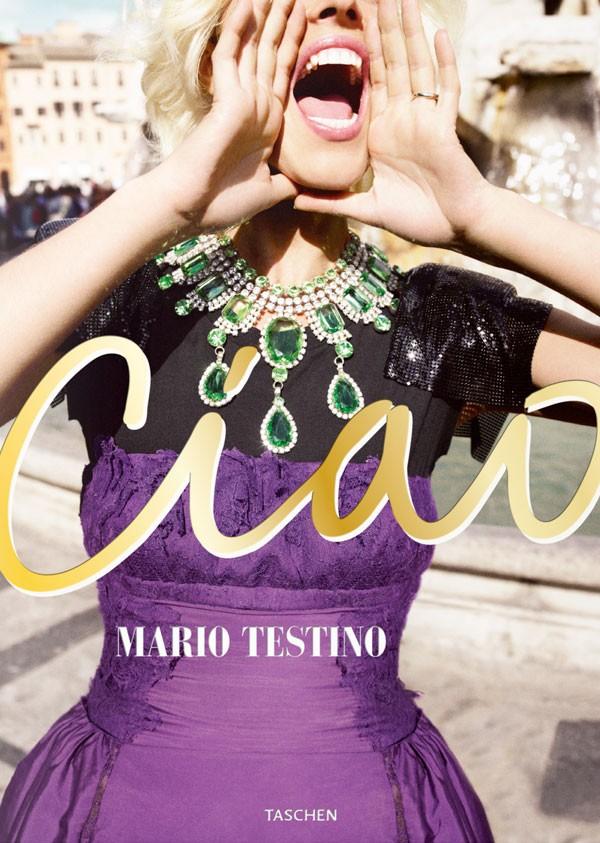 Mario Testino. Ciao