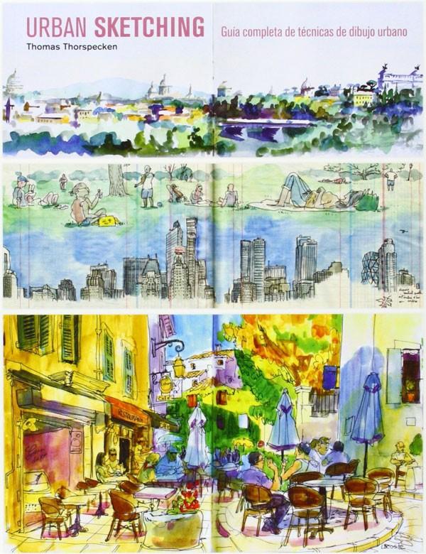 Urban sketching.Guía...