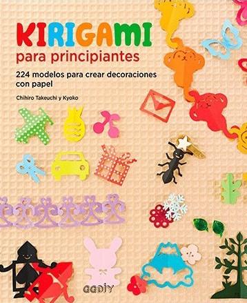 Kirigami para principiantes