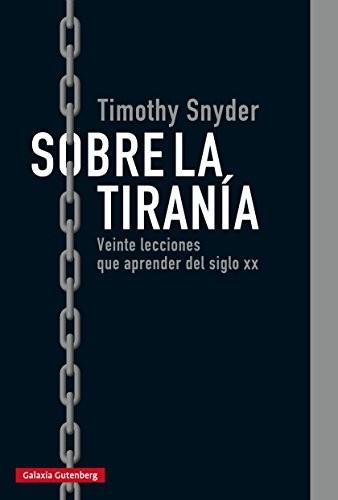 Sobre la tirania
