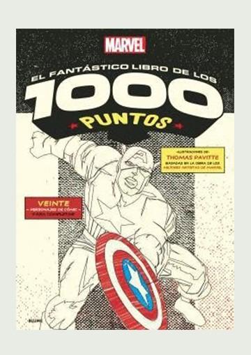 Unir los 100 puntos Marvel
