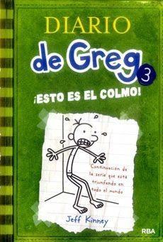 Diario de Greg 3 esto es el...