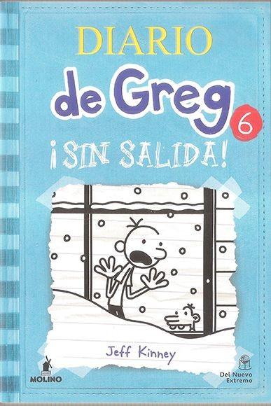Diario de Greg 6 (bolsillo)