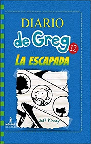 Diario de Greg 12 (bolsillo)