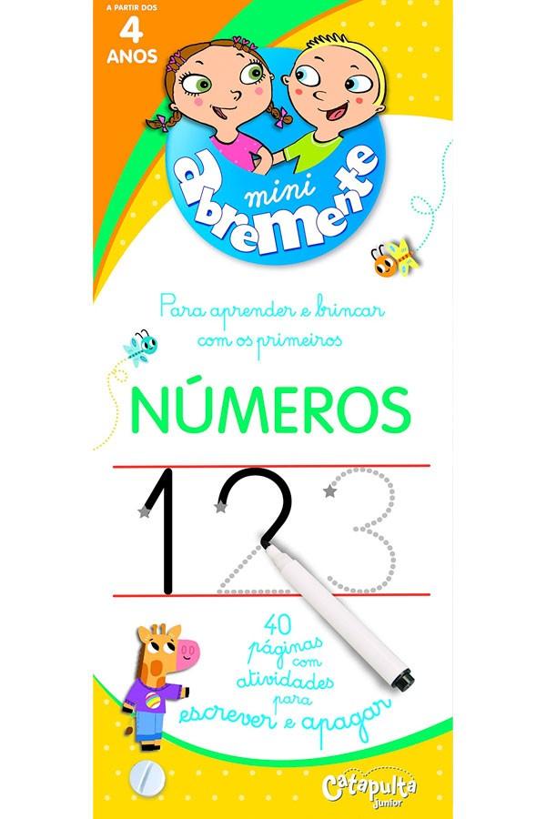 Mini abremente · Números