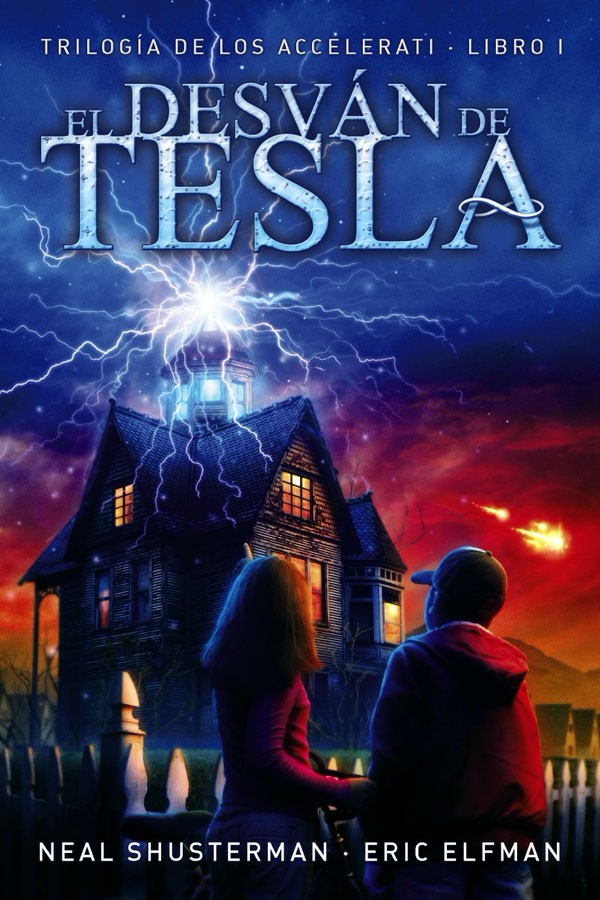 El desván de Tesla · Libro 1