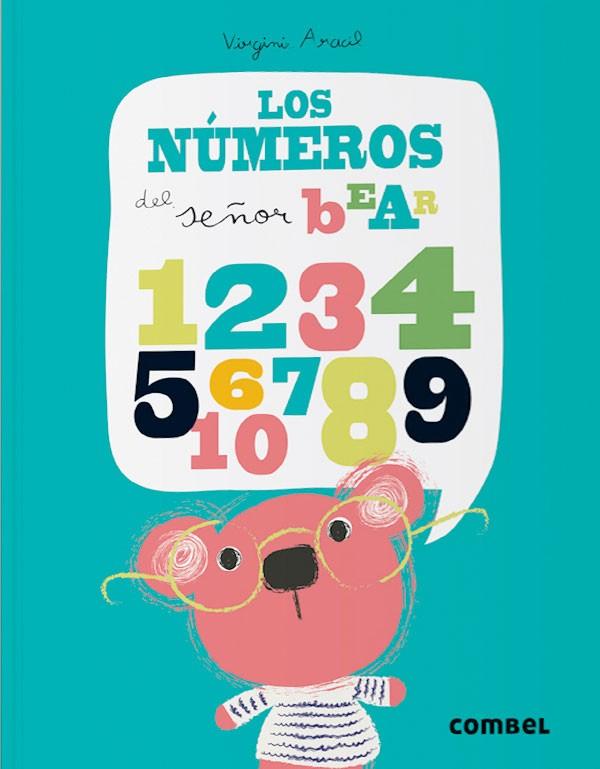 Los números del señor Bear