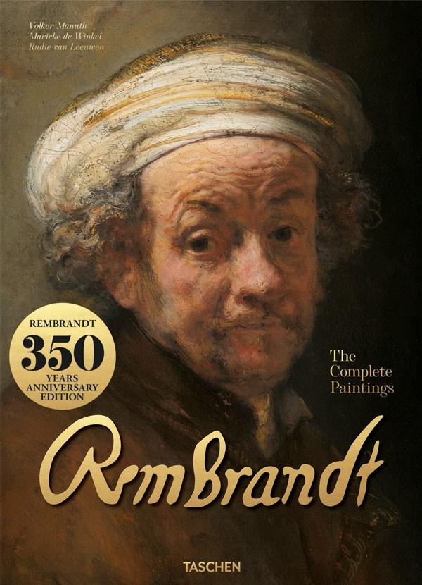 Rembrandt. Obra pictórica...