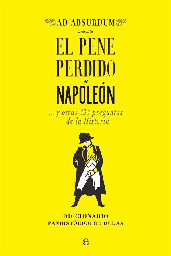 EL pene perdido de Napoleón...