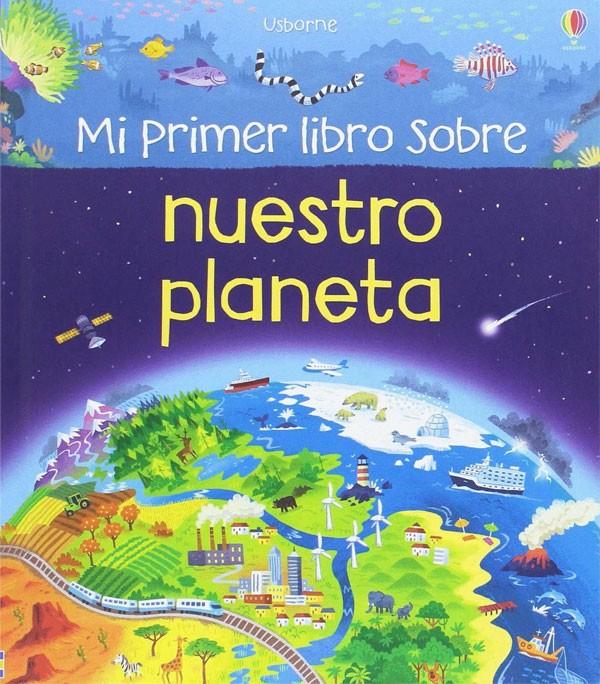 Mi primer libro sobre...