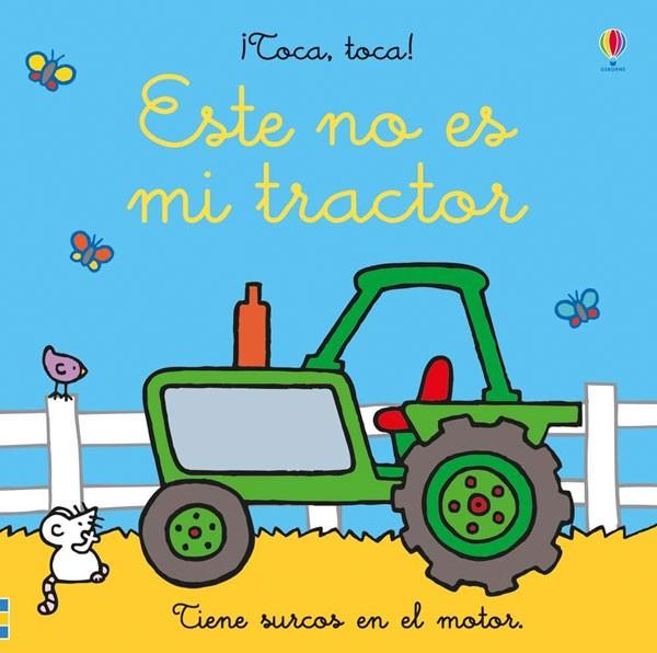 Este no es mi tractor
