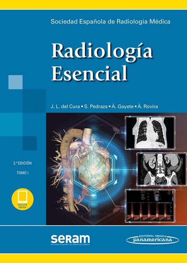 Radiología esencial 2 tomos...