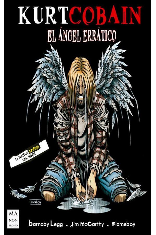 Kurt Cobain. El ángel...