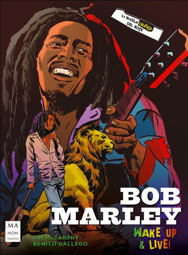Bob Marley · La novela...