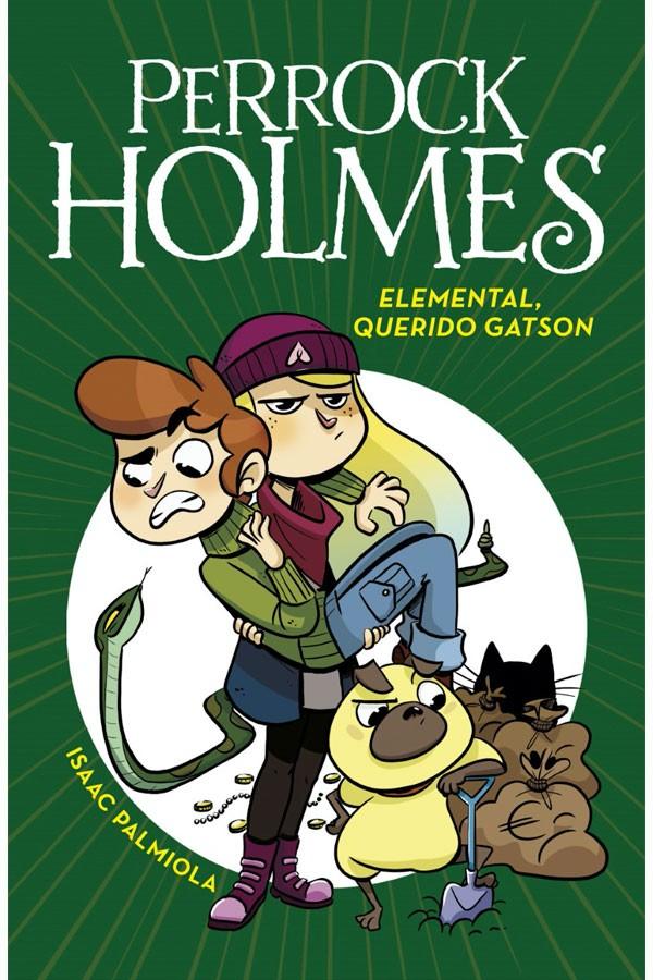 Perrock Holmes. Elemental,...