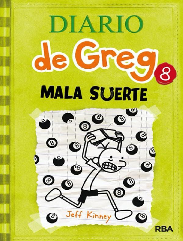 Diario de Greg 8 · Mala suerte