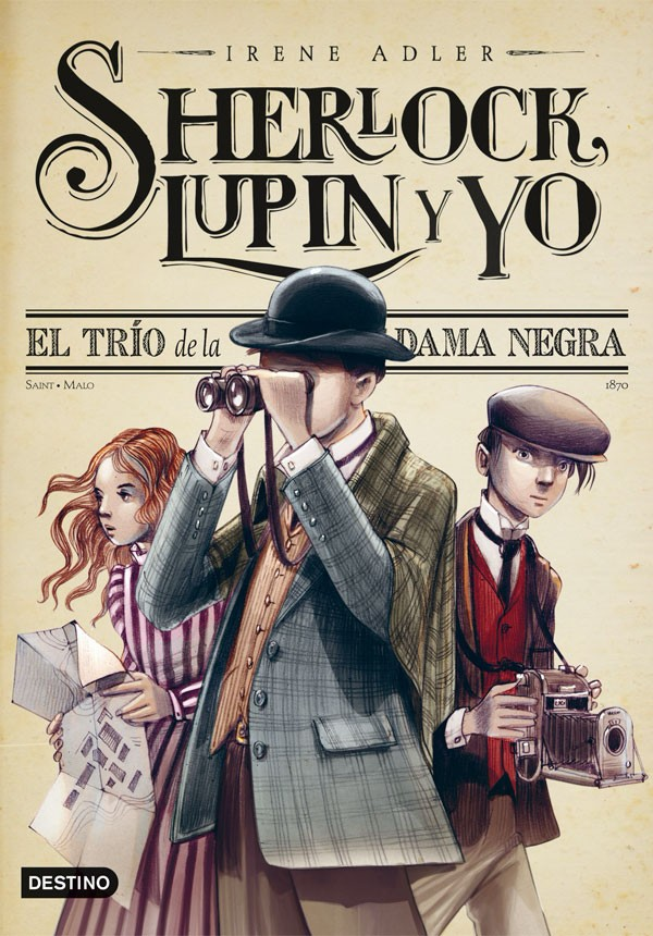 Sherlock, Lupin y yo · El...