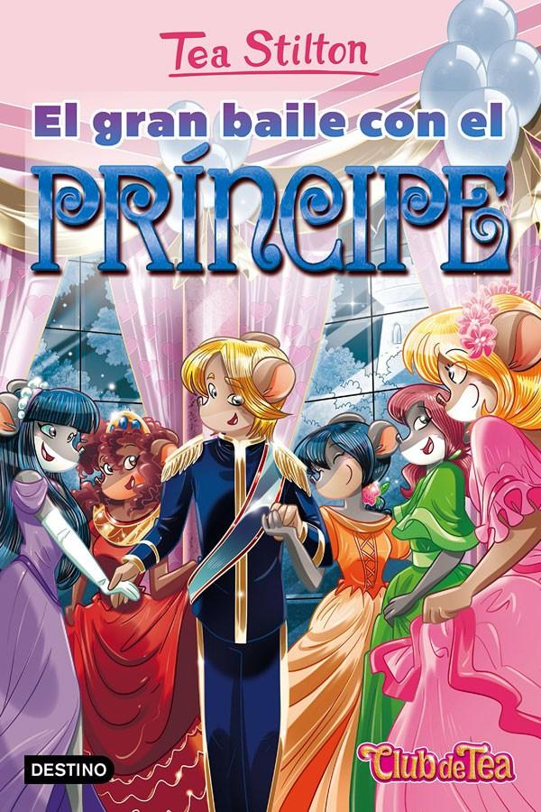 El gran baile con el príncipe
