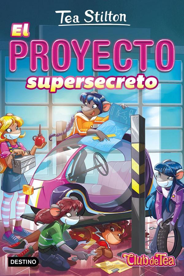 El proyecto súper secreto