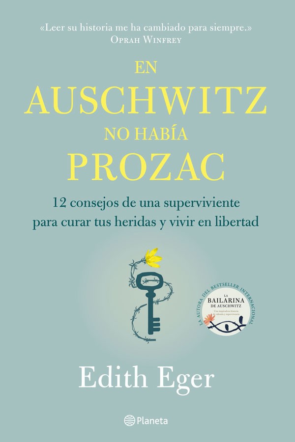 En Auschwitz no habia prozac