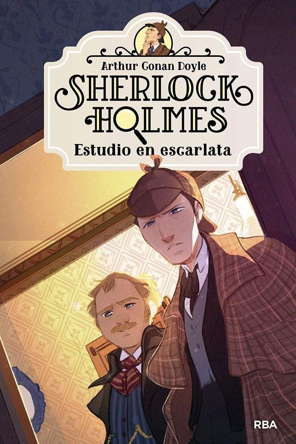 Sherlock Holmes · Estudio...