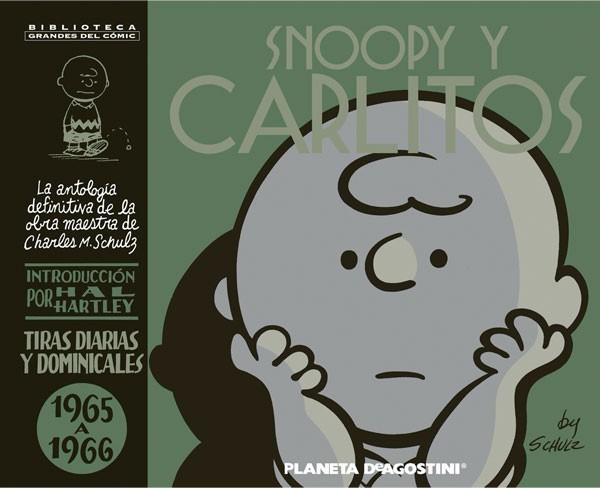 Snoopy y Carlitos 1965-1966...