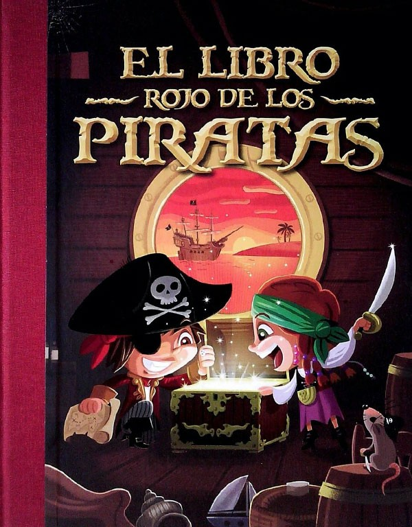 El libro rojo de los piratas