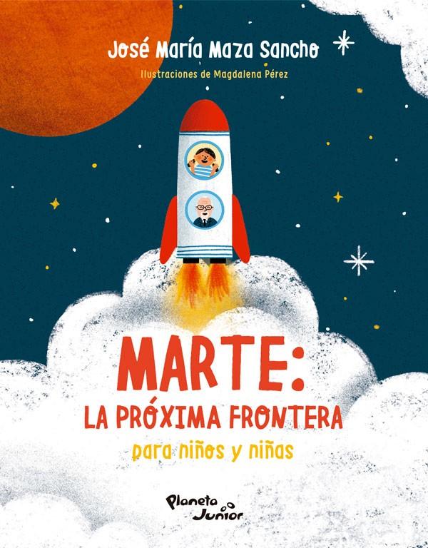 Marte: La próxima frontera...