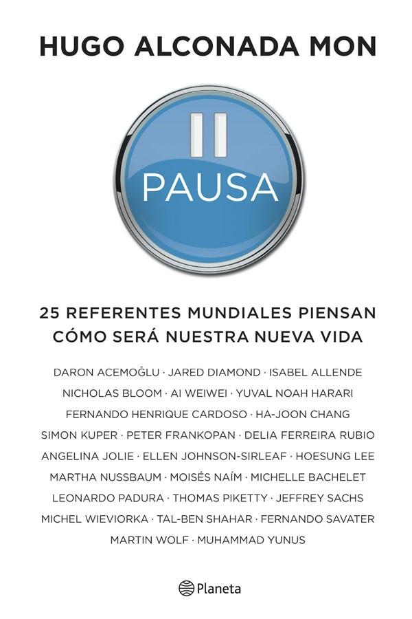 Pausa. 25 referentes...