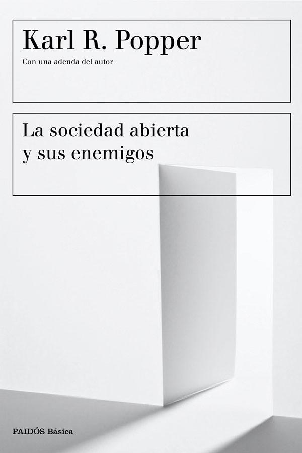 La sociedad abierta y sus...