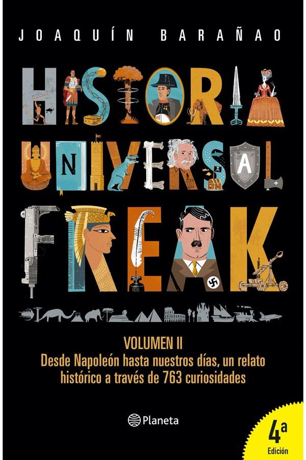 Historia universal freak ·...