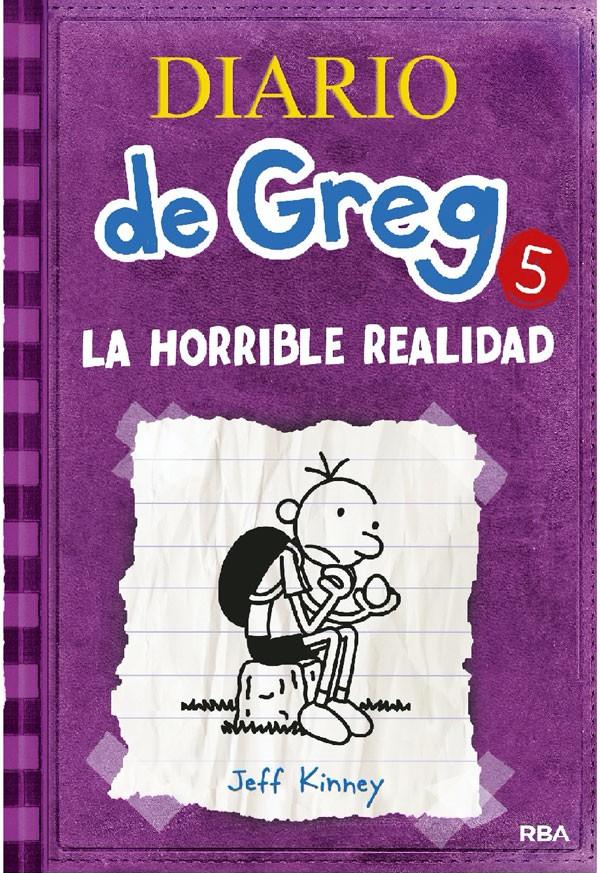 Diario de Greg 5 la cruda...