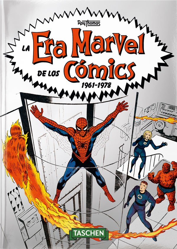 La era Marvel de los comics...